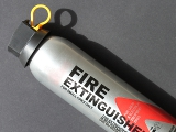 Kitiki Dry-Powder Fire Extinguisher.