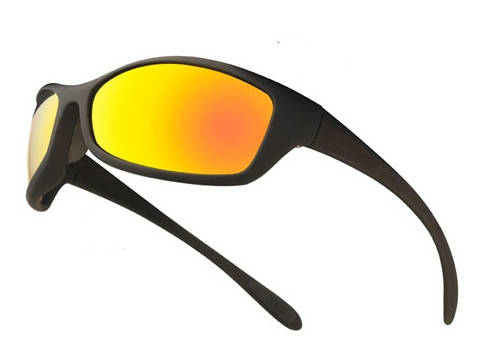 Glare-Resistant Glasses