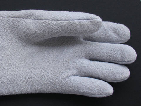 Heat Resistant Gloves.