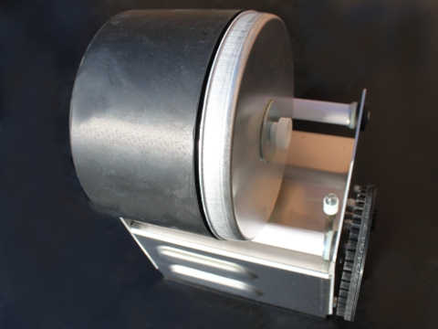 Rotary Tumbler Mini With One Drum